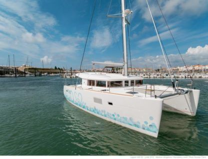 Location Catamaran Lagoon Lagoon 400 S2 O.v. With A/c Antigua-et-Barbuda