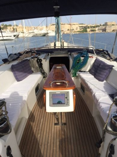 Charter Sailboat Beneteau Oceanis 523 And Oceanis 54 Malta