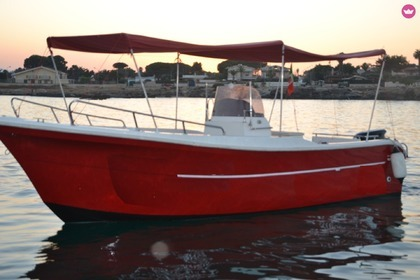 Rental Motorboat Liver Fisherman 25'' Syracuse