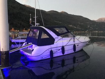 Rental Motorboat Sessa Oyster 30 Domaso
