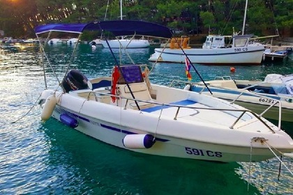 Hire Motorboat AQUAMAR 5.5 Cres