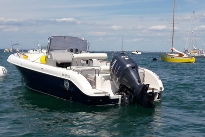 Hire Motorboat PACIFIC CRAFT 630 OPEN Noirmoutier-en-l'Île