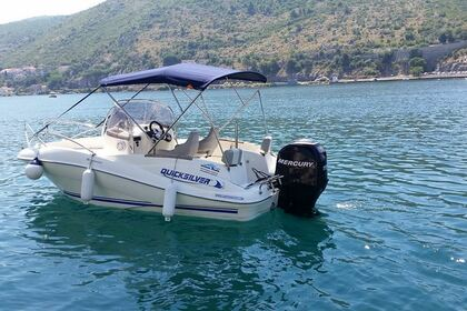 Hire Motorboat QUICKSILVER 555 Dubrovnik