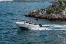 Motorboat Quicksilver 675 Open