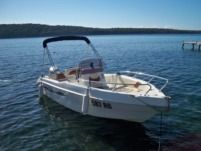 Charter Motorboat Gs Nautica 550 Open Rab