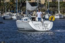Charter Sailboat Beneteau First 31.7 Six-Fours-les-Plages