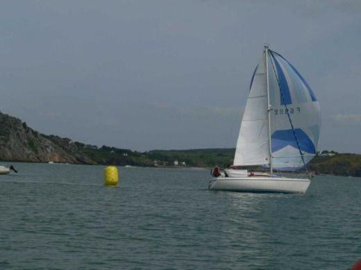 Jeanneau Aquila in Paimpol for hire