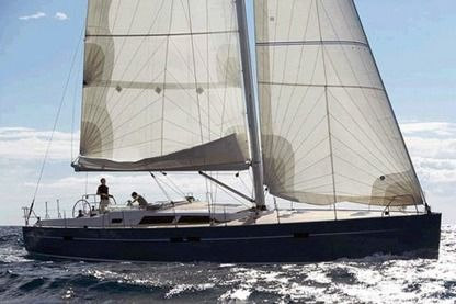 Rental Sailboat Hanse 540E Blanes