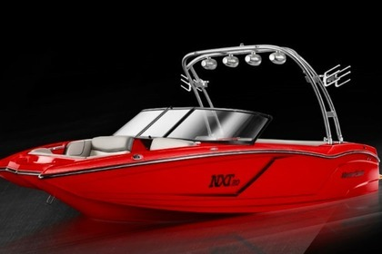Charter Motorboat Mastercraft Nxt20 Peoria