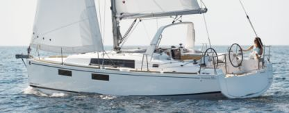 Rental Sailboat Beneteau Oceanis 35.1 Carloforte