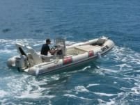 Motorboat Barracuda 530 for hire