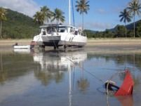 Catamaran Nebe Nebe for hire