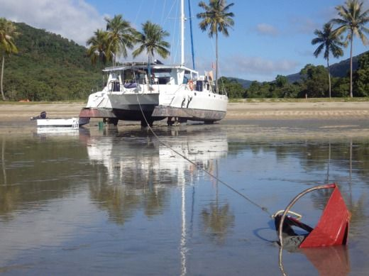 Catamaran Nebe Nebe for rental