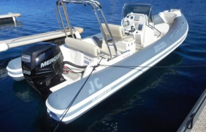 Location Semi-rigide Joker Boat Clubman 23 Marseille