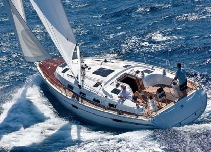 Charter Sailboat Bavaria 50 Genoa