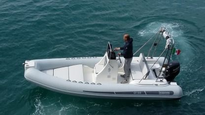 Location Semi-rigide Seapower Gt550 Milazzo