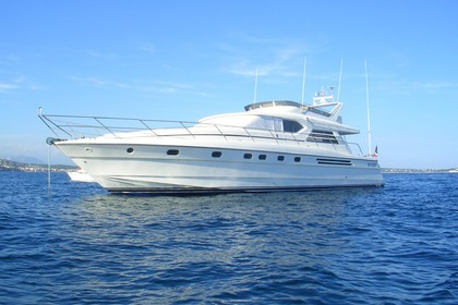 Hire Motorboat PRINCESS Princess 65 Fly Porto-Vecchio