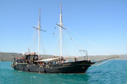 Charter Sailboat Gulet Black Pearl Chania