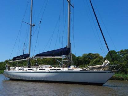 Charter Sailboat Domato 49 Buenos Aires