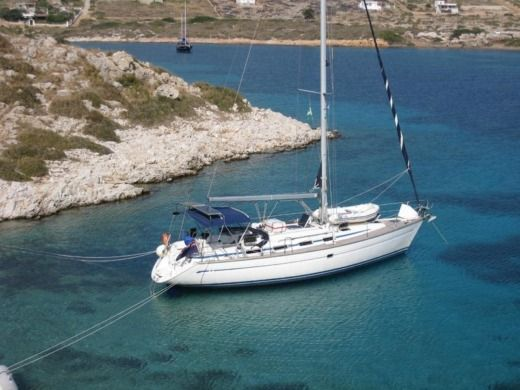 Sailboat Bavaria 42 for rental