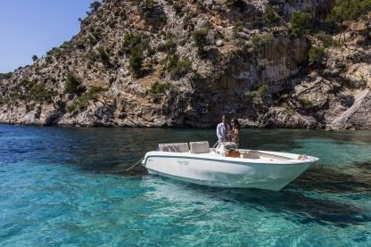 Charter Motorboat Invictus 190 Fx Trogir