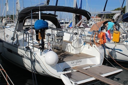 Hire Sailboat Bavaria Bavaria Cruiser 40 Vrsar