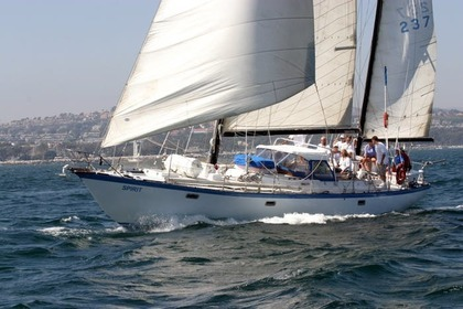 Charter Sailboat Ketch 55 San Diego