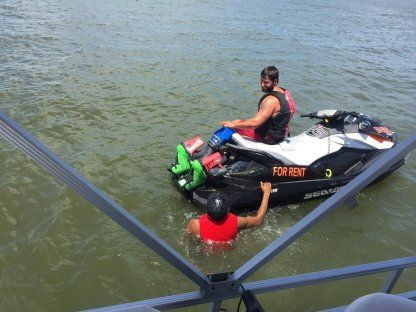Rental Jet ski Sea Doo Jetski New Orleans