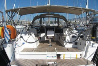 Charter Sailboat Dufour Grand Large 382 Athens