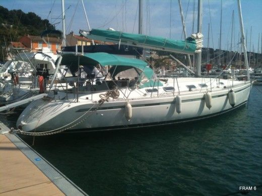 Sailboat BENETEAU FIRST45F5 for hire