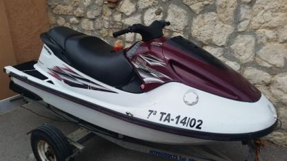 Location Jet-ski Yamaha Yamaha Gp 760R Marseille