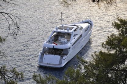 Charter Motorboat Symrna 2012 Istanbul