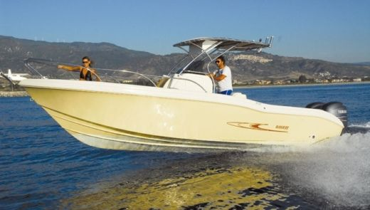 RANIER EVO 25 in Nice for hire