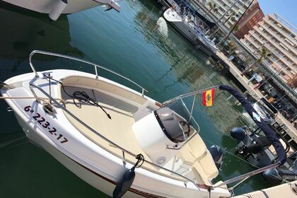 Hire Motorboat MARINELLO FISHERMAN 16 Santa Pola