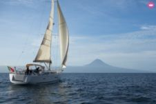 Dufour 405 Grand Large in Ponta Delgada for hire
