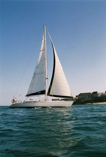 Beneteau First 51 in Saint-Malo peer-to-peer