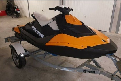 Location Jet-ski SEA DOO Spark Marseille