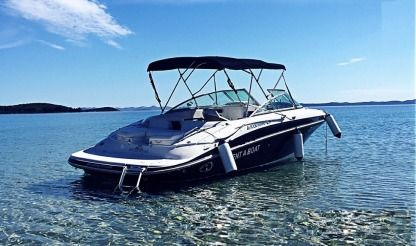 Charter Motorboat Four Winns 230 Horizon Zadar