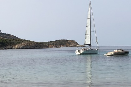 Location Voilier BENETEAU Oceanis 423 clipper performance -Voiles neuves Calvi