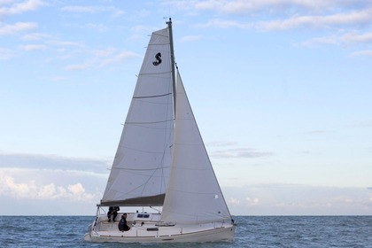Location Voilier BENETEAU First 25 S Arzon