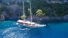 Rental sailboat in Fethiye