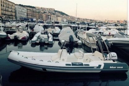Rental RIB Marsea 63 Naples