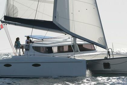 Location Catamaran FOUNTAINE PAJOT MAHE 36 Mahé