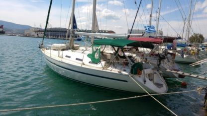 Charter Sailboat Bavaria 38 Holiday Volos