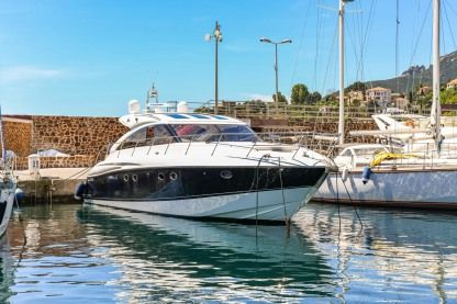 Miete Motorboot Princess 16 V 53 Cannes