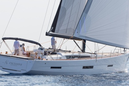 Charter Sailboat  Dufour 56 Exclusive Seget Donji
