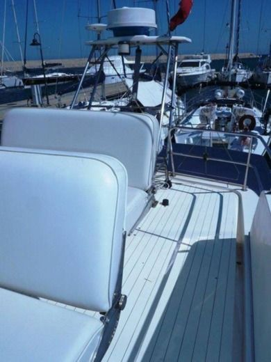 Motorboat Princess 38