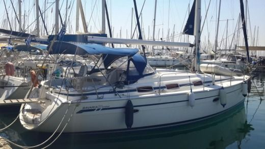 Bavaria 39 Cruiser in Athens for rental