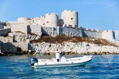 Rental RIB Capelli Tempest 700 Sun S  ( 2017 Ultra Recent  ) Marseille