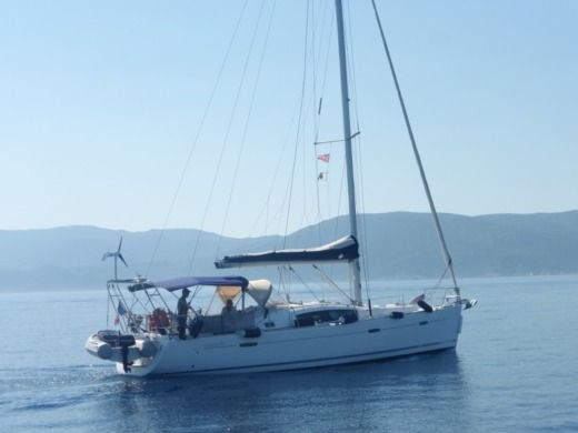 Charter sailboat in Golfe-Juan, Vallauris peer-to-peer